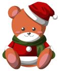 クリスマスのクマサンタ1
