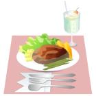 ハンバーグ