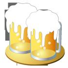 ビール2線細め