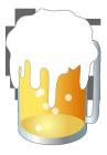 ビール1線細め