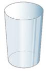 水なし氷なしコップ