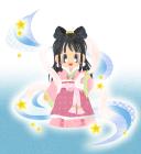 七夕の織姫3