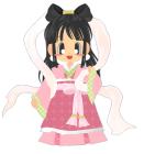 七夕の織姫1