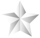 七夕飾り銀の星