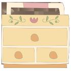 ソーイングカットカラー裁縫箱1