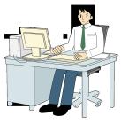 オフィス関係デスクワーク