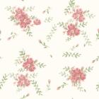 パターン壁紙薔薇1