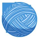 毛糸4印刷向け
