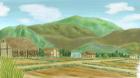 村の風景手描き手塗りアナログ風8