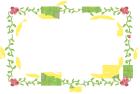 飾り枠カード印刷向け2