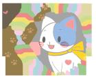 バナープレート8猫2