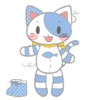 猫のぬいぐるみ1
