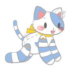 猫のぬいぐるみ2