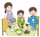 食卓の風景3