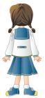 キャラクター女の子2