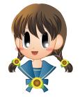 キャラクター女の子3