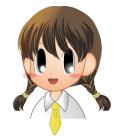キャラクター女の子4