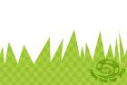巳年年賀状テンプレートフリー素材シンプル3