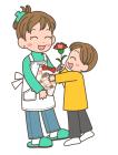 母の日・お母さん・プレゼント・カーネーション