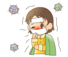 病気・風邪・インフルエンザ・ウィルス1