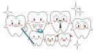 歯磨き・予防・虫歯・歯ファミリー