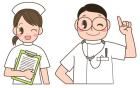 医療・お医者さん・看護婦さん・上半身