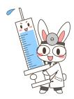医療・予防接種・お医者さん