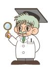 博士・ポーズ・検索