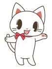 猫ポーズ・案内2