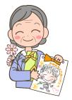 シニア・お祖母ちゃん・敬老の日