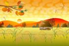 故郷の秋1