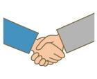 握手・ビジネス1