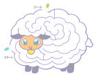 羊・未・2015年・年賀状・イラスト・迷路