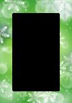 雪の結晶_フレーム透過性