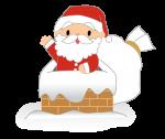 クリスマス2014_サンタクロース