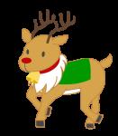 クリスマス2014_トナカイ