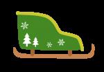 クリスマス2014_ソリ