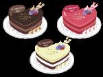 チョコレートケーキ-01