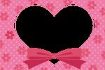 バレンタインフレーム1