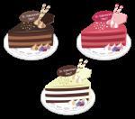 チョコレートケーキ-02